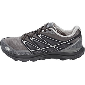The North Face Litewave Endurance Trail Hardloopschoenen Dames, dark gull grey/foil grey
